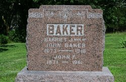 Harriet J Baker