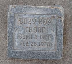 Baby Boy Thorn