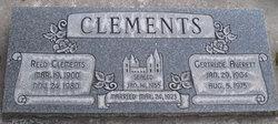 Gertrude <I>Averett</I> Clements