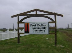 Port Bolivar Community Cemetery