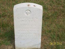 Sgt George W Phelps