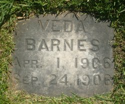 Verda May Barnes