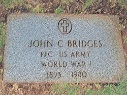 John Curtis Bridges