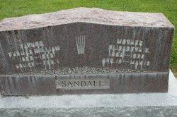 Elizabeth Belinda <I>Adams</I> Sandall