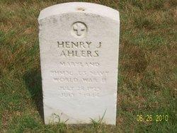 Henry Jerome Ahlers