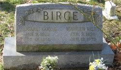 Margaret <I>Cooke</I> Birge