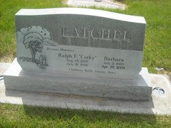"""Ralph Franklyn """"Corky"""" Eatchel"""