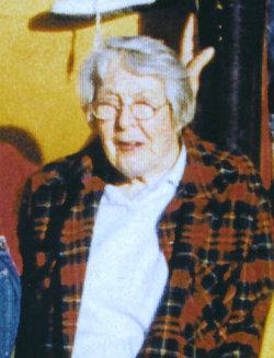 Betty Jo <I>de Boer</I> Allison