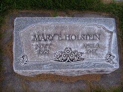 Mary Elizabeth <I>Litzenberger</I> Holstein