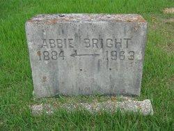 Abbie Bright