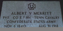 Albert Vanderbilt Merritt