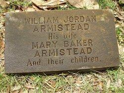 Mary Elizabeth Edwards <I>Baker</I> Armistead