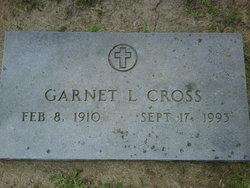 Garnet L Cross