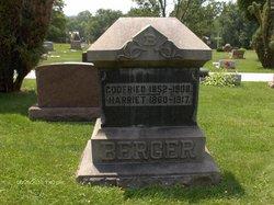 Harriet <I>Whiteleather</I> Berger