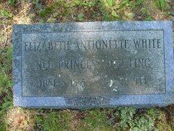 """Elisabeth Antoinette """"Princess Der Ling"""" White"""