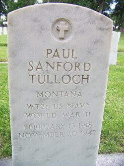 Paul Sanford Tulloch