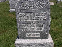 Effie E. Herod