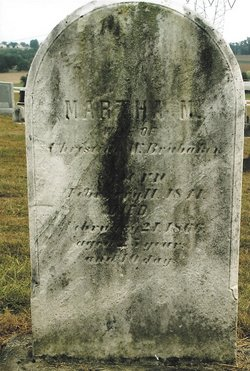 Martha M Brubaker