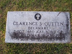 SSGT Clarence Seeders Outten
