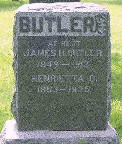 James Harvey Butler