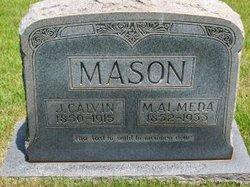 Mary Almeda <I>Moore</I> Mason