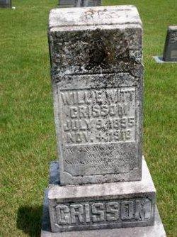 Willie <I>Witt</I> Grissom