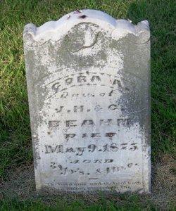 Cora H Beahm