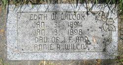 Edith W. Wilcox