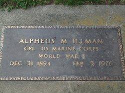 Alpheus M Illman