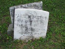 Paris M. Albert