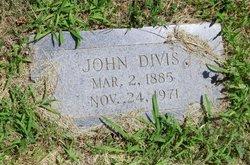 John Divis, Jr