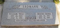 William Edward Erdmann