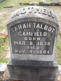 Sarah <I>Talbot</I> Camfield