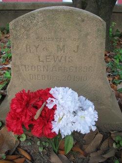 Daughter Lewis