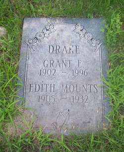 Edith Bell <I>Mounts</I> Drake