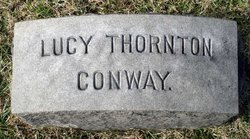 Lucy <I>Thornton</I> Conway