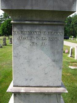 Edmund T Blood