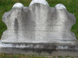 Edward Francis Blood