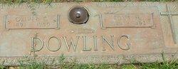 F. Edna <I>Mosley</I> Dowling