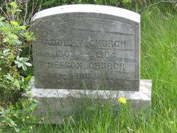 "Ada Villa ""Addie"" Church"