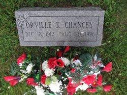 Orville K Chancey