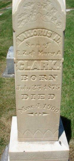 Valorus Nathaniel Clark