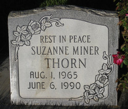 Suzanne <I>Miner</I> Thorn