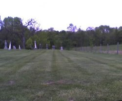 Atherton-Chrisman-Dowell-Jagger Cemetery