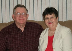 Dolores Colwell Willis & Roy Willis