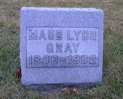 Maud <I>Lyon</I> Gray