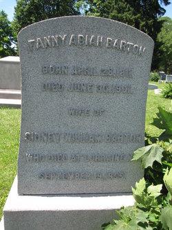Fanny Abiah <I>Bliss</I> Barton