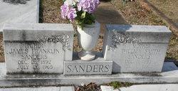 """Thelma """"Lovie"""" <I>Smith</I> Sanders"""