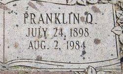 """Franklin Q. """"Frank"""" Robinson"""