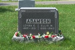 Levina Ellen <I>Bennett</I> Adamson